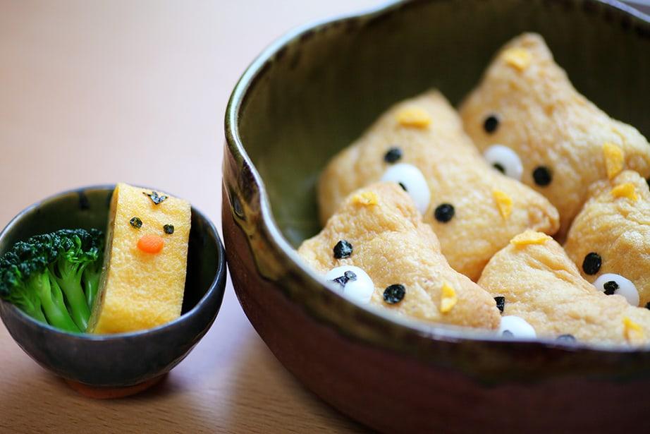 Inari Sushi - Panda