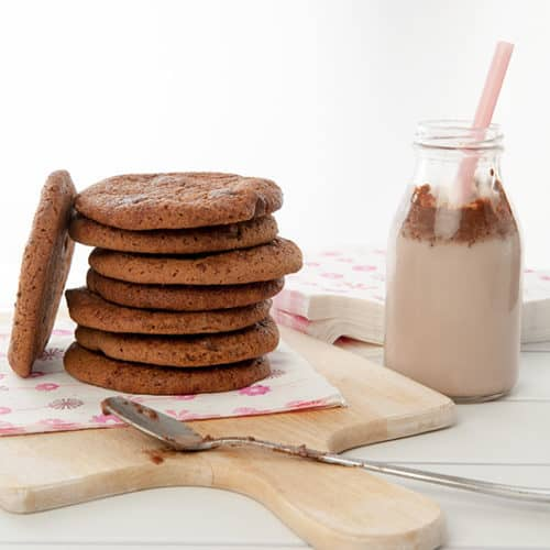 Milo Cookie Stack